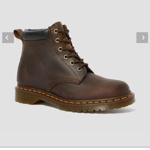 Dr. Martens crazy horse leather hiking boot